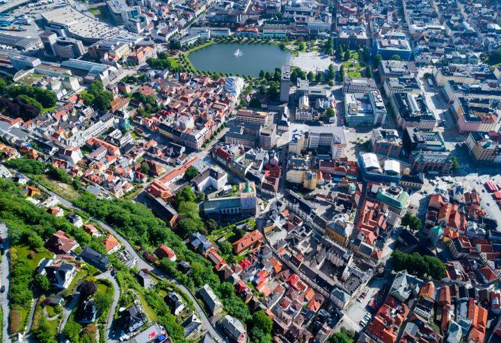 Jordskifte i urbane strøk og fortettingsområder